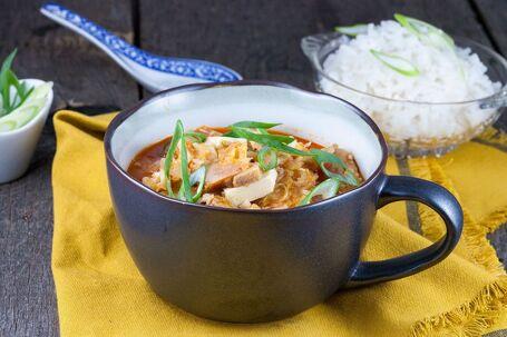 Kimchi stoofpotje