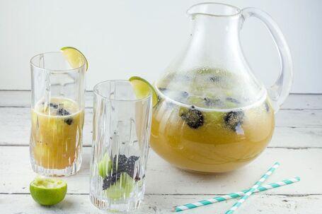 Drinkbare fruitsalade