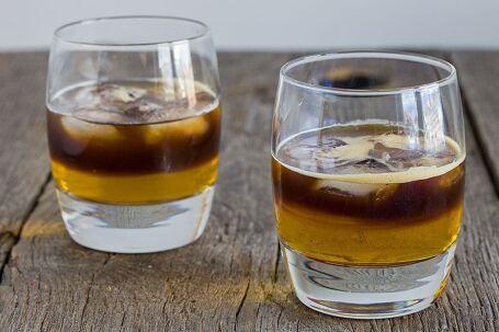 Carajillo - koffie cocktail