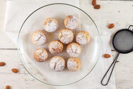 Amandel kokos koekjes