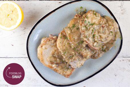 Sofrito - varkensvlees in witte wijn