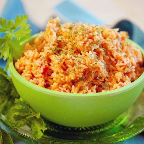 Spaanse rijst