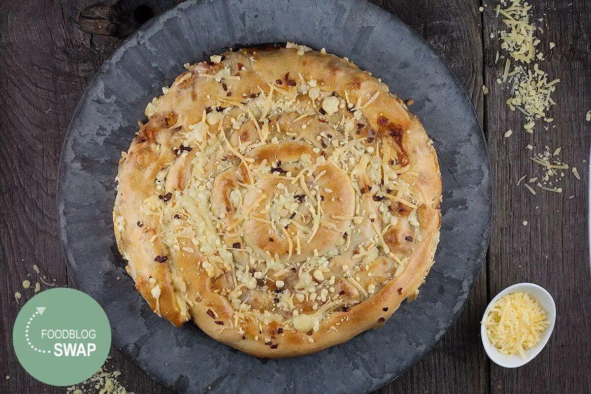 Brood mhancha met kip