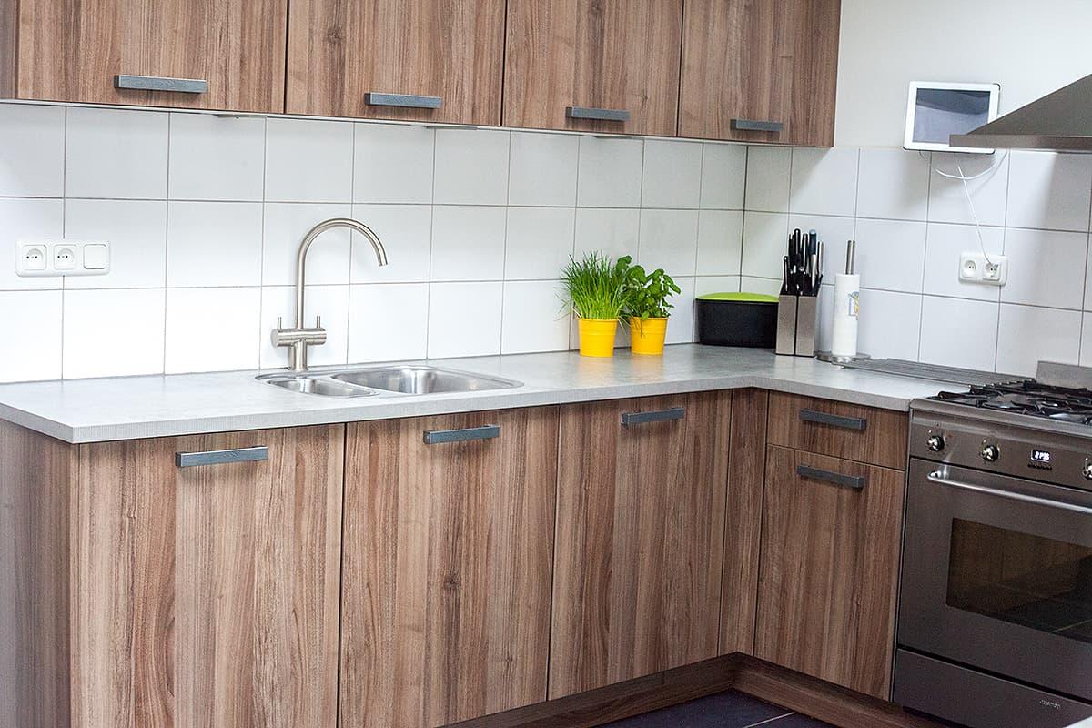 Heb je een kleine keuken? Lees dan deze tips
