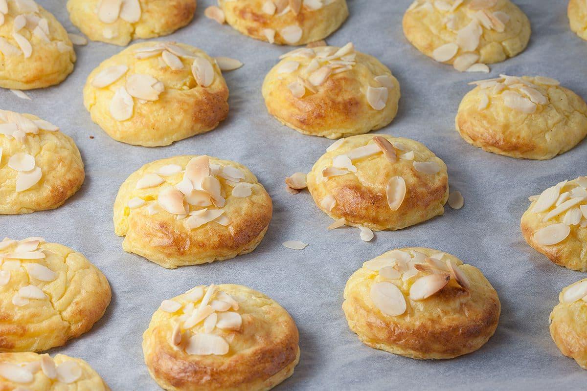 Aardappelpuree met kaas uit de oven