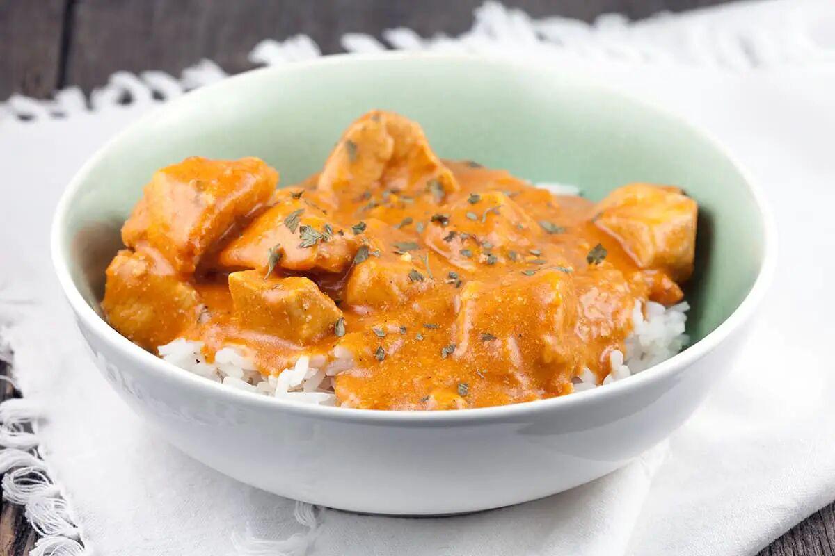 Indiase butter chicken - Makhani murgh