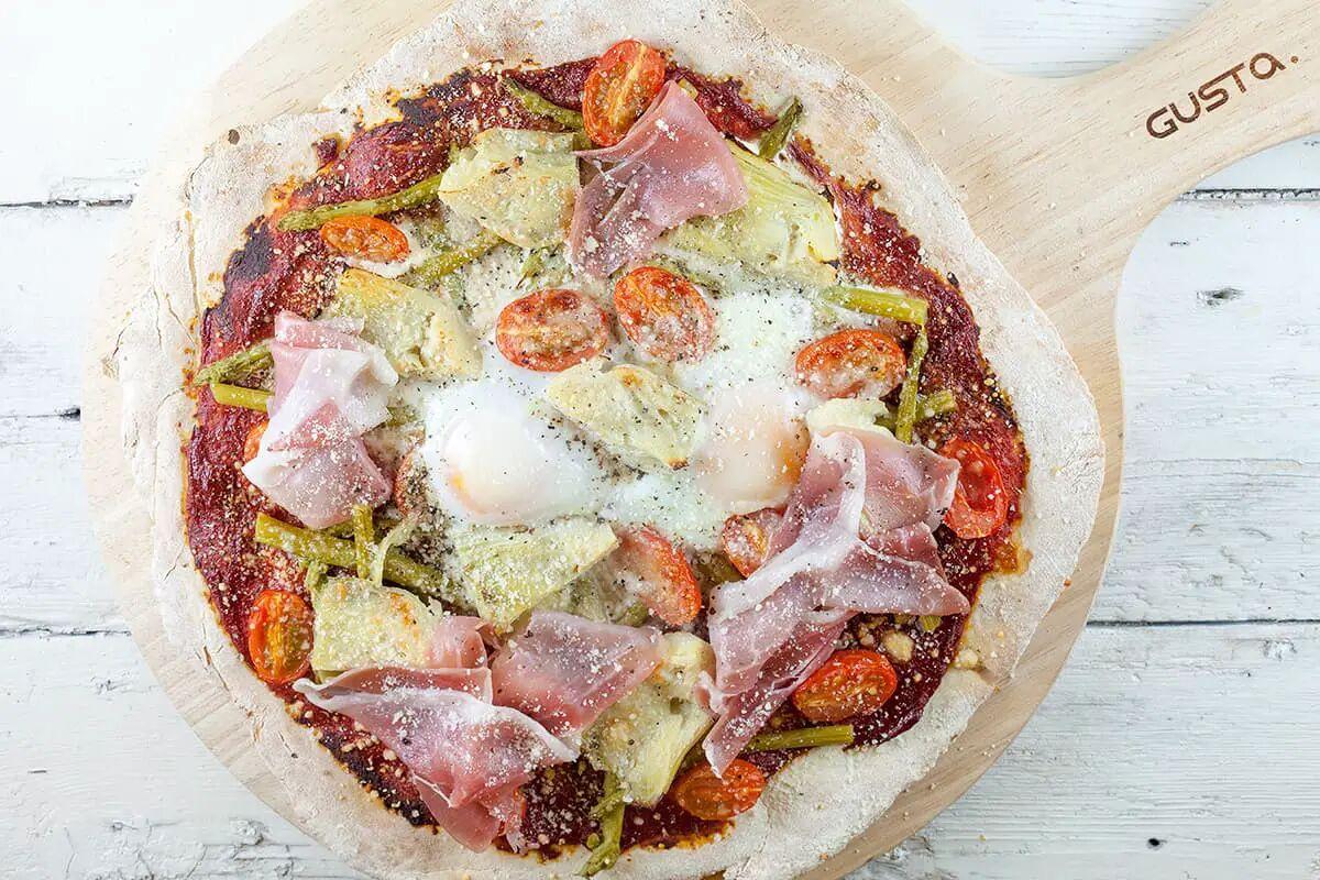 Paaspizza
