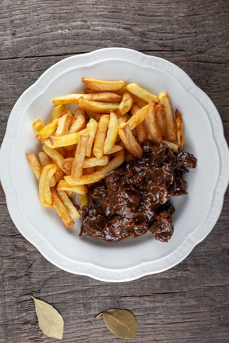 Belgisch stoofvlees