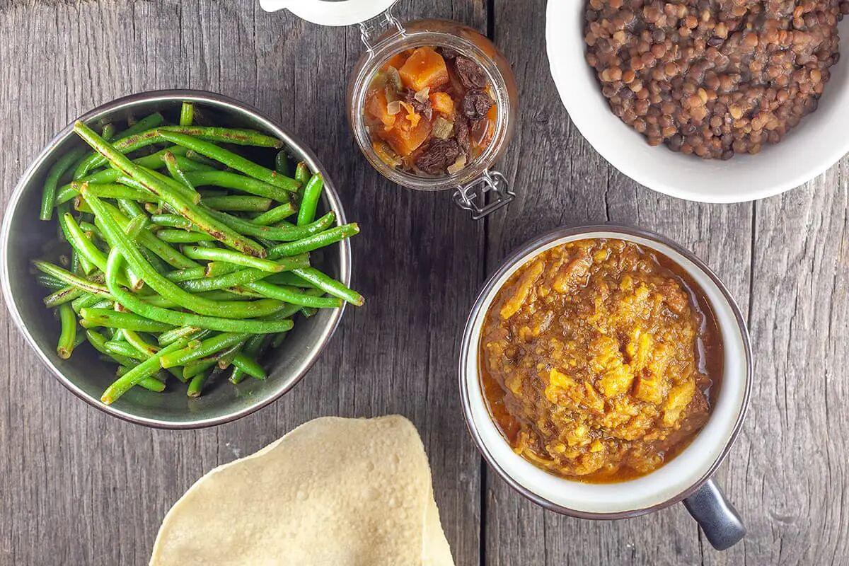Buikspek curry