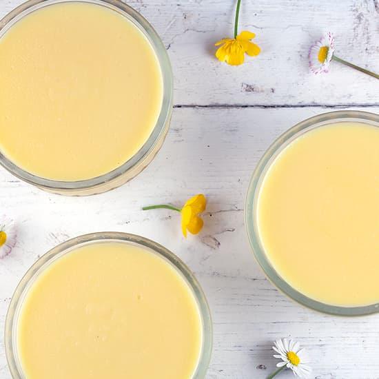 Ananas pudding